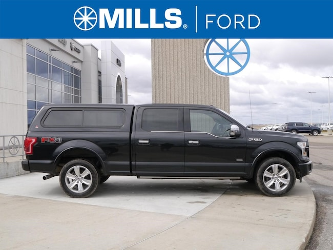 2015 Ford F-150 4WD SuperCrew 157 Platinum 4WD SuperCrew 157 Platinum