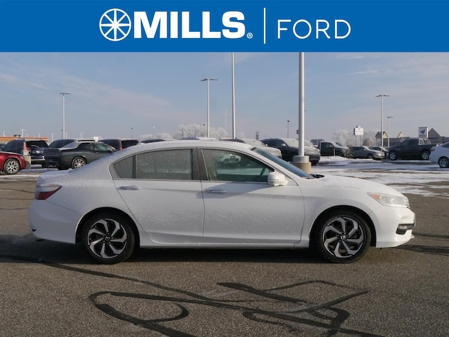2017 Honda Accord Sedan EX-L CVT EX-L CVT