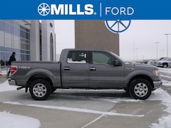 Used 2012 Ford F-150 4WD SuperCrew 145 XLT 4WD SuperCrew 145 XLT in Willmar, MN