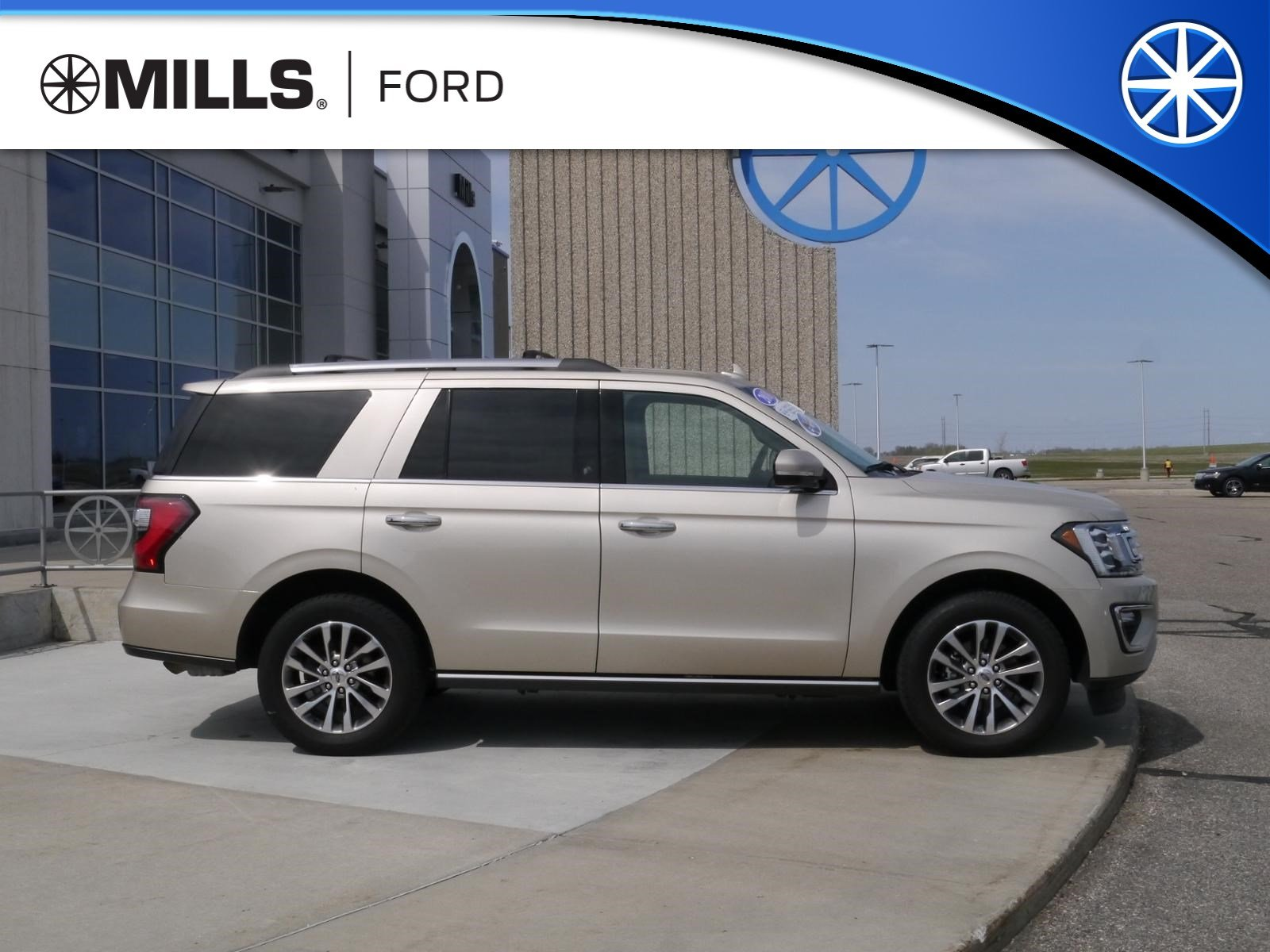 2018 Ford Expedition Limited 4x4 Limited 4x4