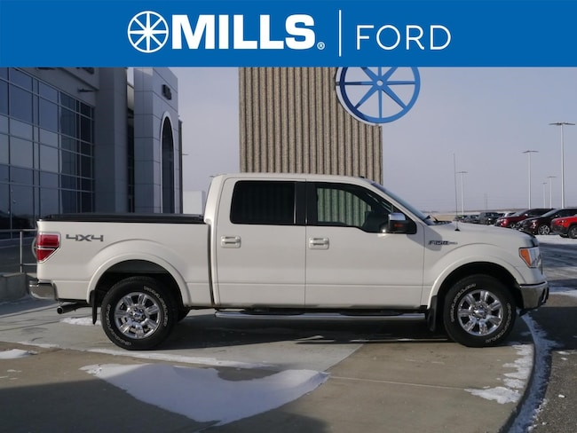 2009 Ford F-150 4WD SuperCrew 145 Lariat 4WD SuperCrew 145 Lariat