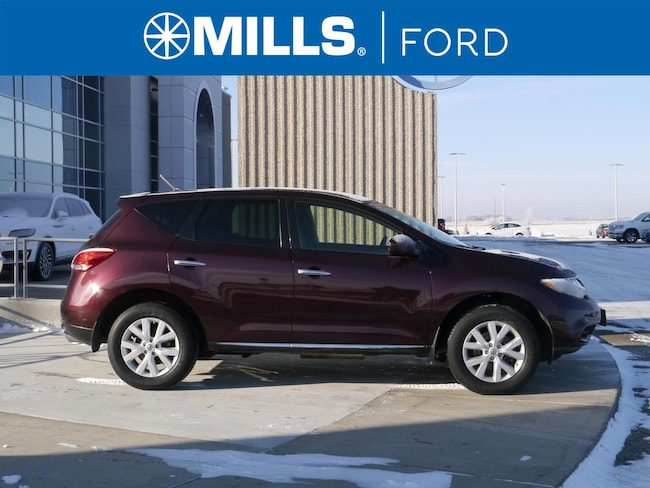 2014 Nissan Murano AWD 4dr S AWD  S