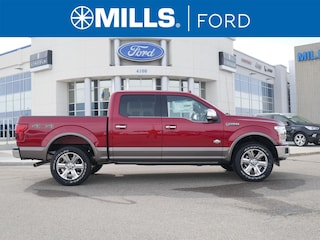 2019 Ford F-150 King Ranch 4WD SuperCrew 6.5 Box King Ranch 4WD SuperCrew 6.5 Box
