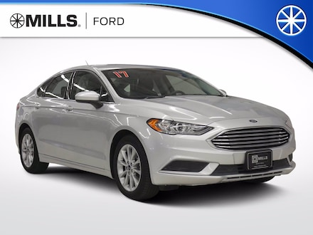 2017 Ford Fusion SE FWD SE FWD