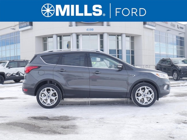 2019 Ford Escape Titanium 4WD Titanium 4WD