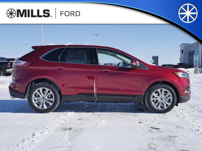 2019 Ford Edge Titanium AWD Titanium AWD