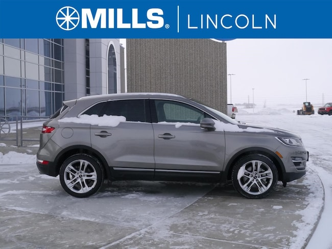 2017 Lincoln MKC Reserve AWD Reserve AWD