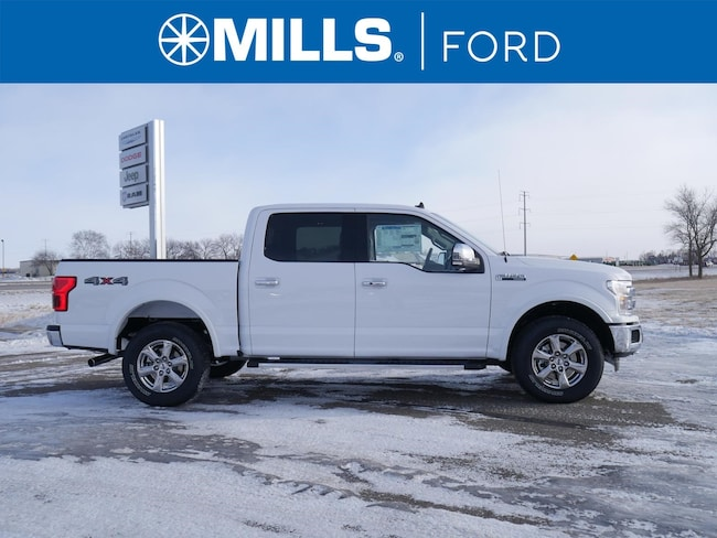 2019 Ford F-150 LARIAT 4WD SuperCrew 5.5 Box LARIAT 4WD SuperCrew 5.5 Box