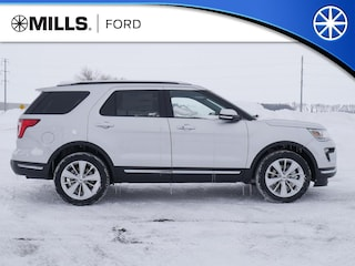 2019 Ford Explorer Limited 4WD Limited 4WD