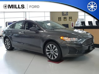 2019 Ford Fusion SE AWD SE AWD