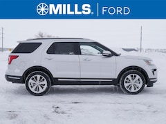 2019 Ford Explorer Limited 4WD Limited 4WD for sale in Willmar