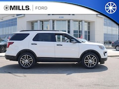 New 2019 Ford Explorer for sale in Willmar