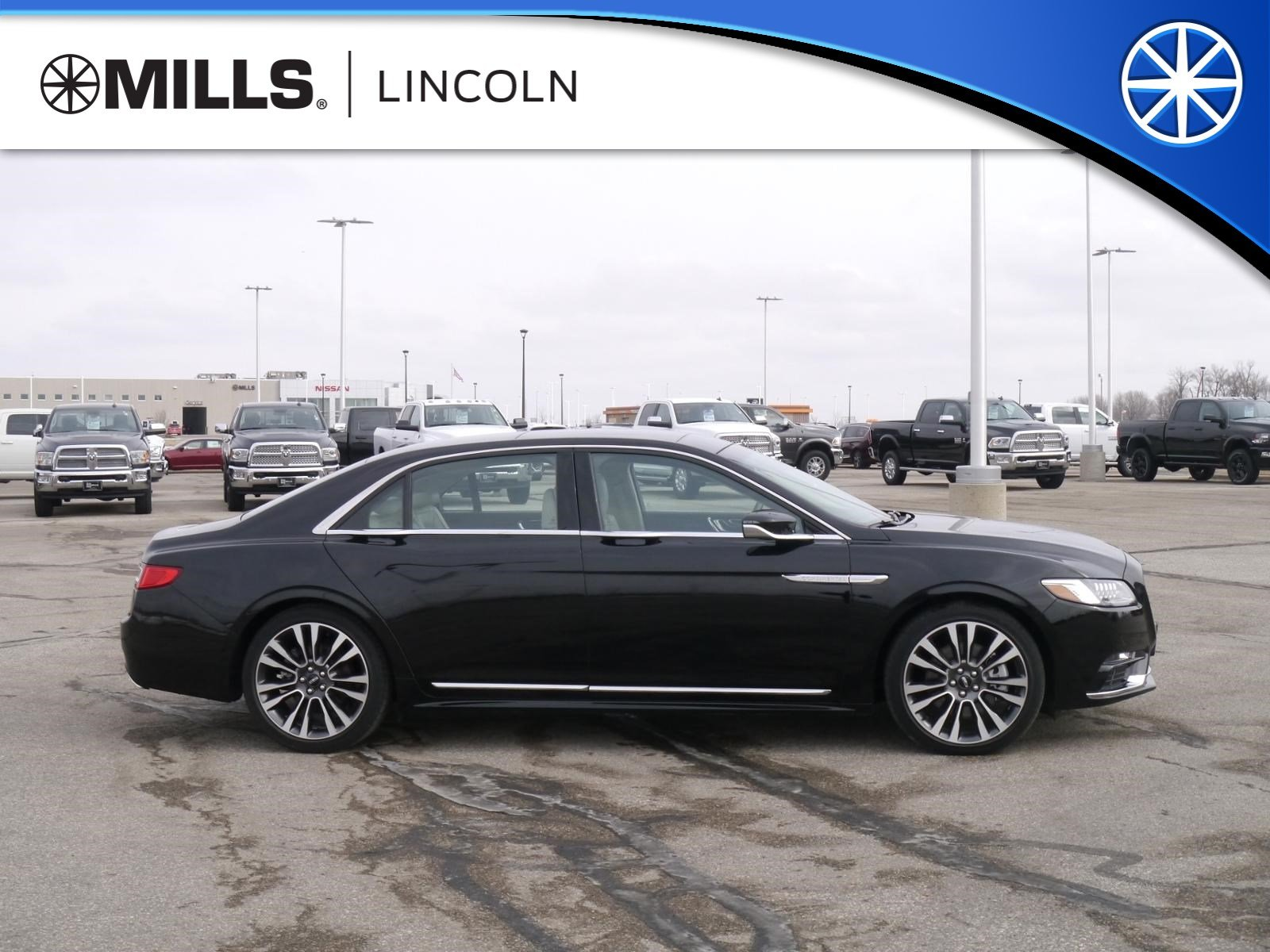 2017 Lincoln Continental Reserve AWD Reserve AWD