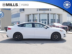 New 2019 Ford Fusion for sale in Willmar
