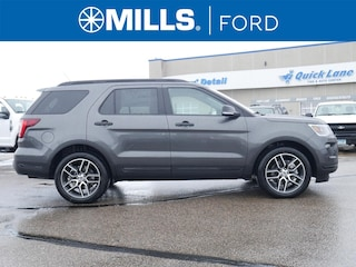 2019 Ford Explorer Sport 4WD Sport 4WD
