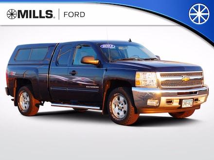 2012 Chevrolet Silverado 1500 4WD Ext Cab 143.5 LT 4WD Ext Cab 143.5 LT