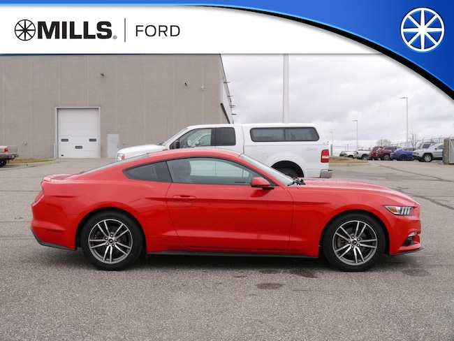 2016 Ford Mustang 2dr Fastback EcoBoost Premium Fastback EcoBoost Premium