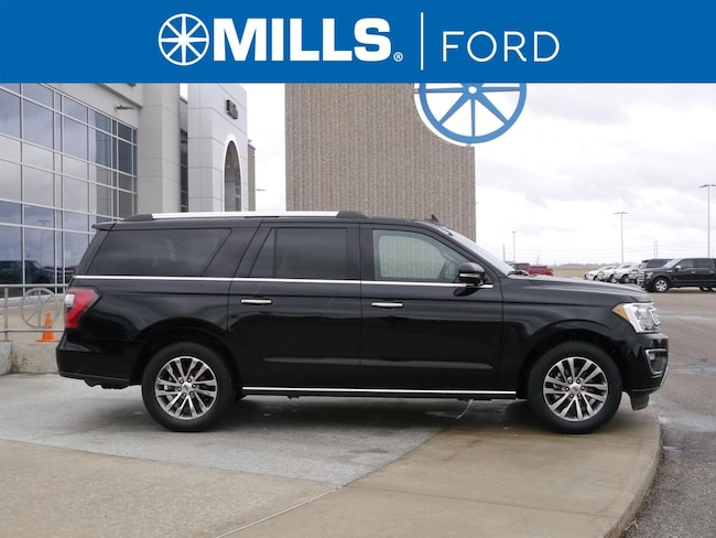 2018 Ford Expedition Max Limited 4x4 Limited 4x4