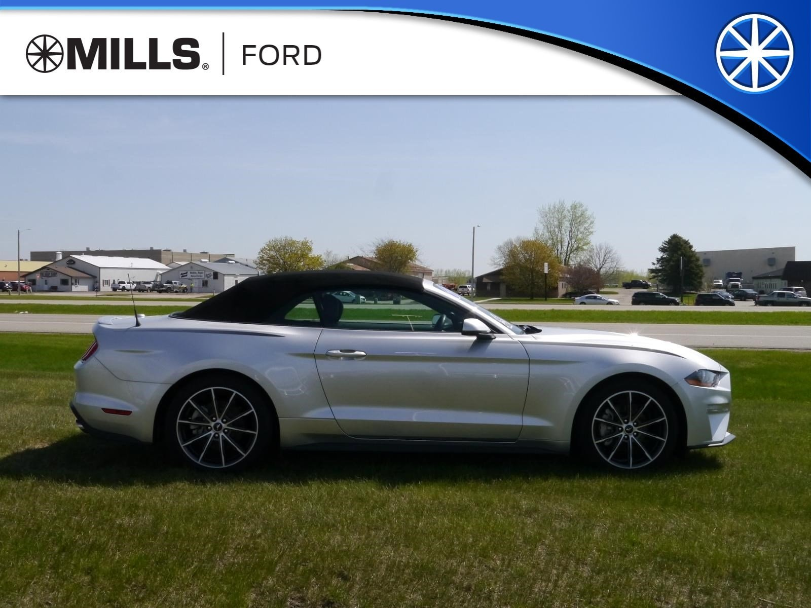2018 Ford Mustang EcoBoost Premium Convertible Convertible