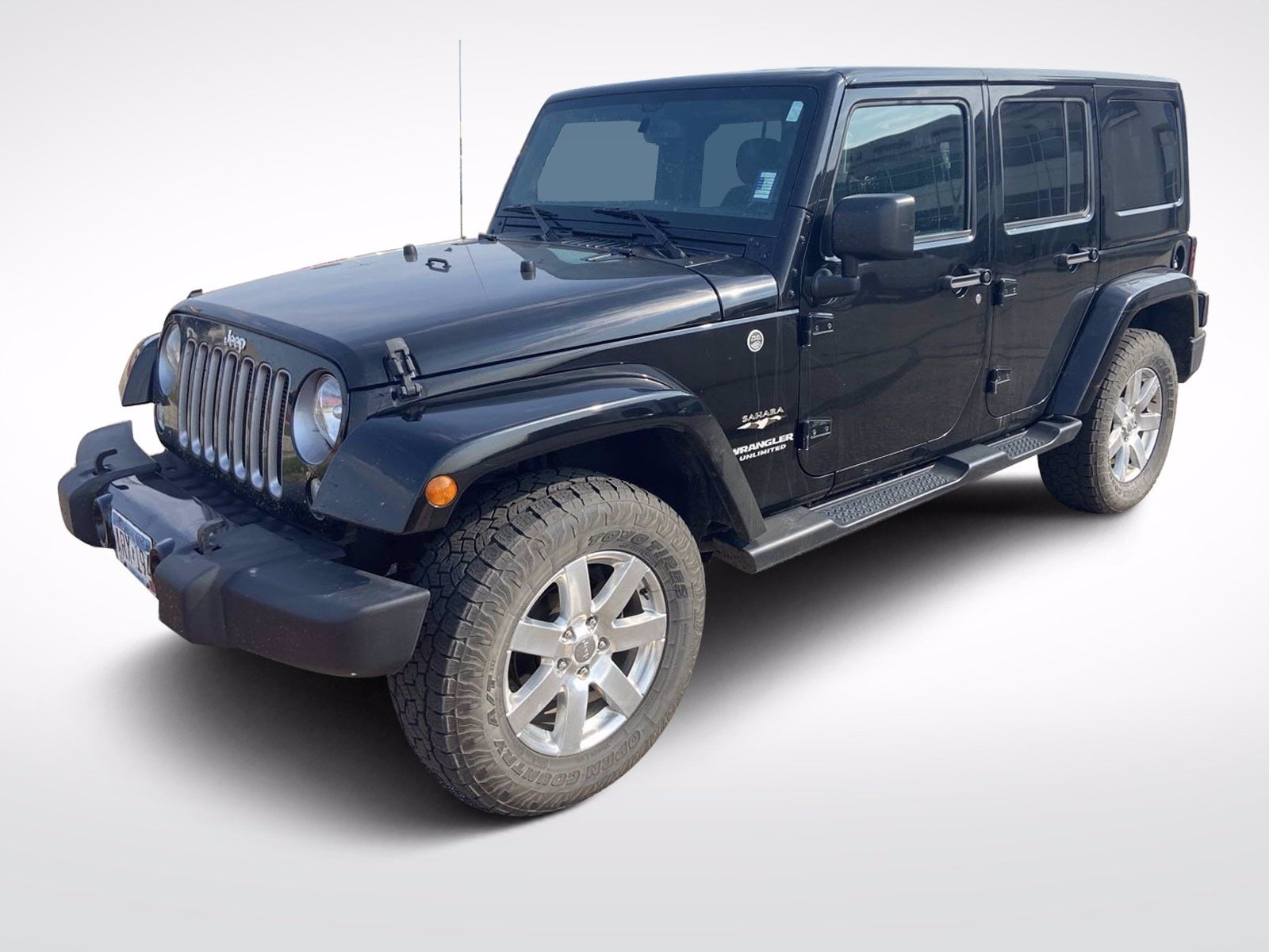 Used 2017 Jeep Wrangler Unlimited Sahara with VIN 1C4BJWEG4HL542551 for sale in Willmar, Minnesota