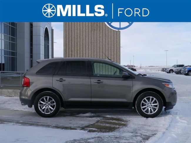 2013 Ford Edge 4dr SEL FWD SEL FWD
