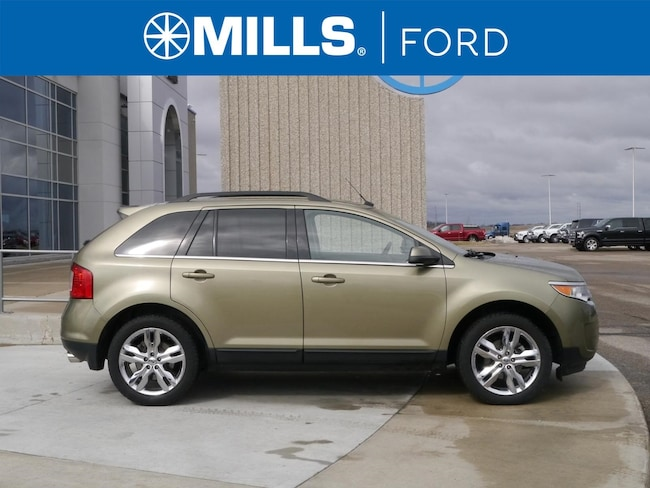 2012 Ford Edge 4dr Limited FWD Limited FWD