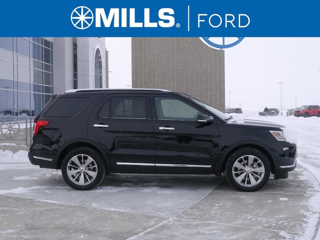 2018 Ford Explorer Limited 4WD Limited 4WD