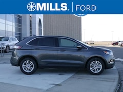 Used 2015 Ford Edge 4dr SEL AWD SEL AWD in Willmar, MN