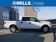 Used 2014 Ford F-150 4WD SuperCrew 145 XLT 4WD SuperCrew 145 XLT in Willmar, MN