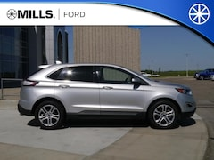 Used 2018 Ford Edge in Willmar, MN