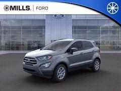New 2021 Ford EcoSport in Brainerd