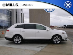 Certified 2018 Lincoln MKT Reserve SUV in Willmar, MN