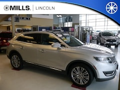 Certified 2016 Lincoln MKX Reserve SUV in Willmar, MN