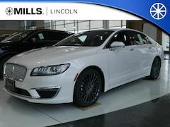 New 2018 Lincoln MKZ Reserve Car in Willmar, MN