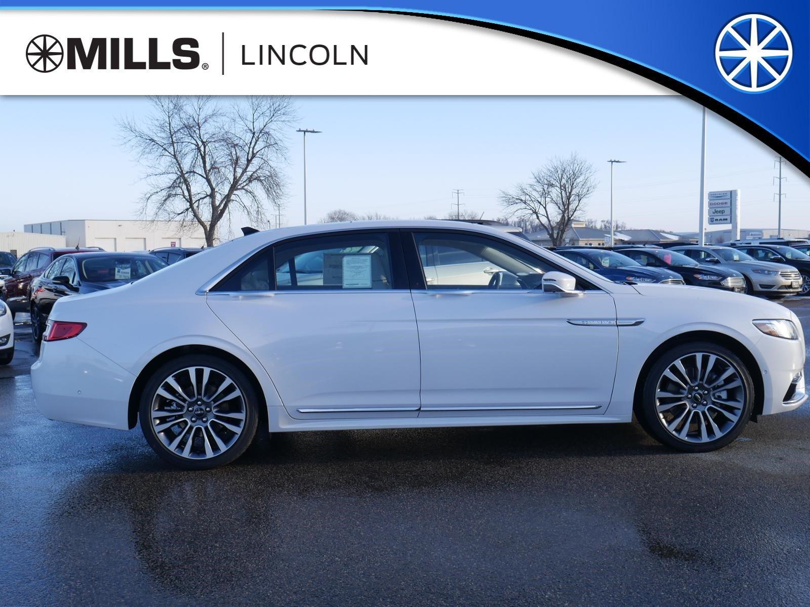2019 Lincoln Continental Car
