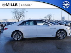 New 2019 Lincoln Continental Reserve Car in Willmar, MN