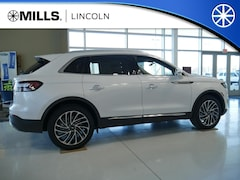 New 2019 Lincoln Nautilus Reserve Crossover in Willmar, MN