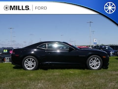 Used 2015 Chevrolet Camaro LS w/2LS Coupe in Willmar, MN