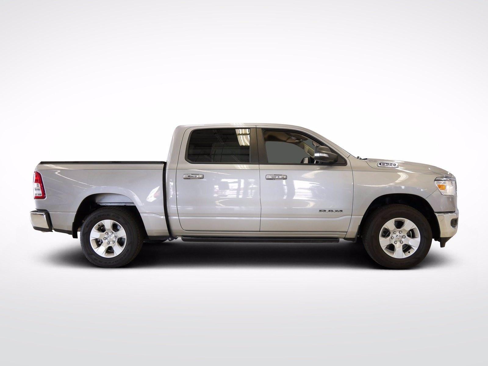 Used 2019 RAM Ram 1500 Pickup Big Horn/Lone Star with VIN 1C6SRFFTXKN624324 for sale in Willmar, Minnesota