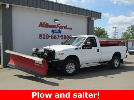 Featured Used 2011 Ford F-350SD Truck for Sale in Lapeer, MI