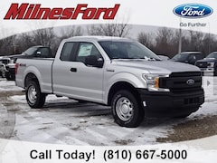 New 2019 Ford F-150 Lariat Truck SuperCab Styleside 1FTEX1EP8KFA34510 for sale in Imlay City