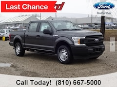 New 2019 Ford F-150 Lariat Truck SuperCrew Cab for sale in Imlay City