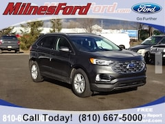 New 2019 Ford Edge SEL SUV 2FMPK4J91KBB36096 for sale in Imlay City