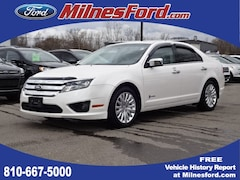 2011 Ford Fusion Hybrid Base Sedan for sale in Lapeer, MI