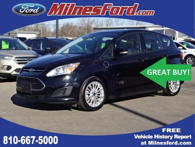2017 Ford C-MAX Energi SE Hatchback
