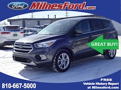 Certified Pre-Owned 2017 Ford Escape SE SUV 1FMCU0GD0HUC64555 for Sale in Lapeer