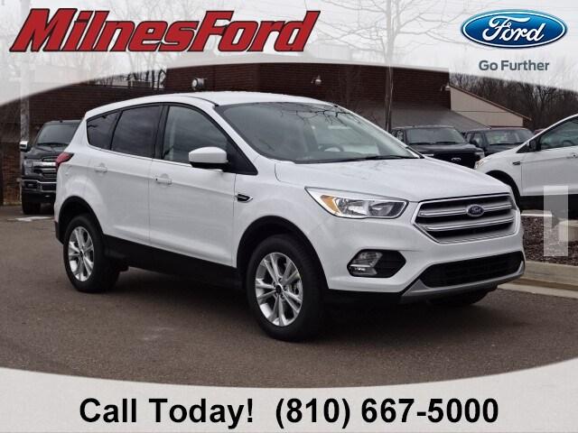 Ford Escape For Sale In Michigan