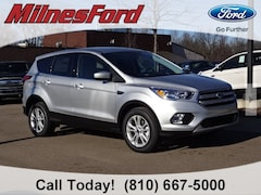 New 2019 Ford Escape SE SUV 1FMCU0GD9KUA46380 for sale in Imlay City