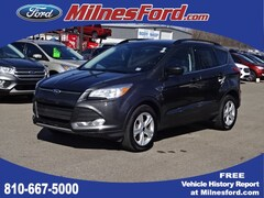 2016 Ford Escape SE SUV 1FMCU0GX9GUC23754 for sale in Imlay City