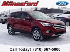 New 2019 Ford Escape SE SUV 1FMCU9GD4KUA99069 for sale in Imlay City